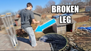 I DARED HIM TO JUMP OFF THE ROOF!