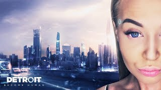 Проходим Detroit: Become Human часть 1
