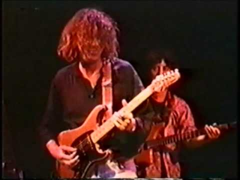 KEVIN AYERS w ollie halsall - In Memoriam - LONDON - SHAW THEATRE - 28.APRIL 1992
