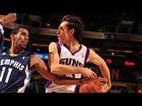 Top 10 Career Assists of Steve Nash