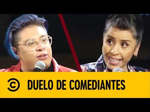 Manunna VS Kikis   Duelo De Comediantes   Comedy Central LA