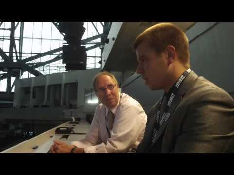 Keith Wenning Interview 7/29/2013 video.