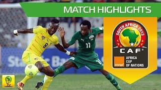Burkina Faso 1 - 0 Togo  Match highlights - Résumé du match  Quarts de finale - Quarter finals Coupe d'Afrique des Nations...