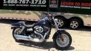10. New 2012 Harley-Davidson FXDF Dyna Fat Bob