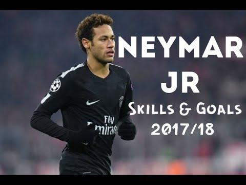 Neymar Jr 2017/18 • Goals, Skills, Assists• Crowd Reaction