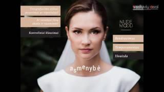 Anna Konderauskienė - 50 klausimų savo vestuvių fotografui (I dalis)