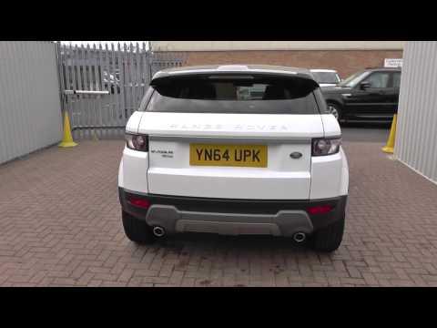Land Rover Range Rover Evoque 5 Door Diesel 2015MY SD4 Pure TECH Manual U9899