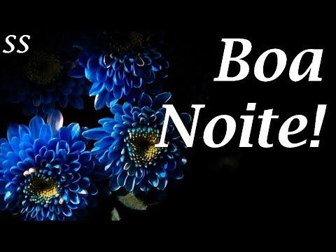 Mensagens para whatsapp - Boa Noite! Mensagem com linda flores, calma e tranquila de boa noite! WhatsApp/Facebook