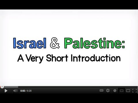 Palestine - Easy to understand, historically accurate http://jewishvoiceforpeace.org/ mini- primer about why Israelis and Palestinians are fighting, why the US-backed pe...