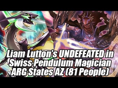 Liam Lutton's Undefeated Swiss Pendulum Magicians 81 Person ARG States AZ