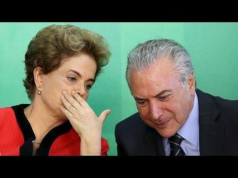 Σε πολιτική κρίση η Βραζιλία – Αποχώρησε ο μείζων κυβερνητικός εταίρος