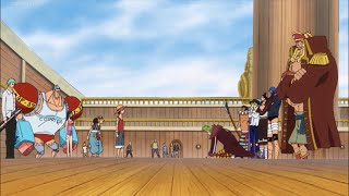 Download Video Warriors Asks To Join The Straw Hat Crew | One Piece 744 MP3 3GP MP4
