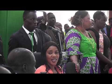 COTE D'IVOIRE : Interview de la rencontre des partis de l'opposition ivoirienne