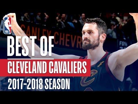 Best of Cleveland Cavaliers | 2018 NBA Season