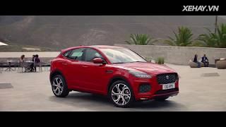 Jaguar E-Pace hoàn toàn mới ra mắt giá từ 838 triệu VNĐ tại Anhhttps://xehay.vn/video-man-ra-mat-cuc-dinh-cua-jaguar-e-pace-voi-cu-xoay-minh-270-do-tren-khong.htmlFanpage: http://facebook.com/xehayFacebook HÙNG LÂM: https://web.facebook.com/tonypham.xehayChương trình XE HAY phát sóng duy nhất trên kênh FBNC vào lúc:21h00 CHỦ NHẬT hàng tuần (phát chính)Thứ 2: 18h30Thứ 3, 6: 21h30Thứ 4, 5: 17h30Thứ 7: 18h00Liên hệ: noidung@xehay.vn
