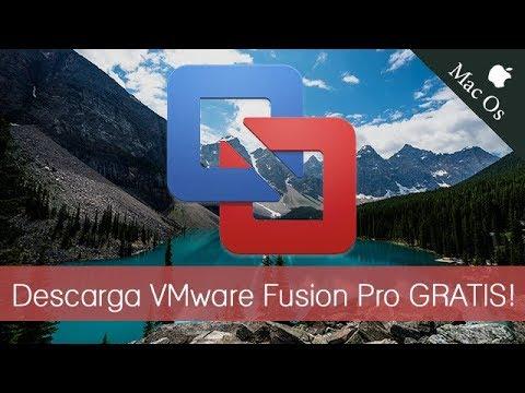 Como descargar VMware Fusion Pro 11.0.2 gratis para Mac [2019] [Versión más Reciente]
