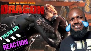 Video How To Train Your Dragon: Hidden World Official Trailer Reaction! DA FEELS!😭😭😭 MP3, 3GP, MP4, WEBM, AVI, FLV Juni 2018
