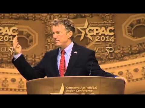 Rand Paul CPAC 2014