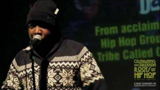 Speaking Of presents 'The Caribbean Roots of Hip Hop' featuring Phife Dawg, Rodney P & DJ 279
