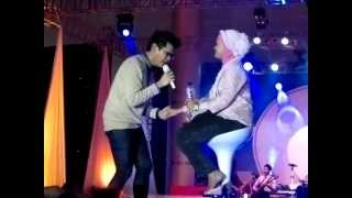 Afgan terima kasih cinta 3L (Love Laugh Live) @Grand_City 12/2/2012  By @SatrioLp fb & twitter