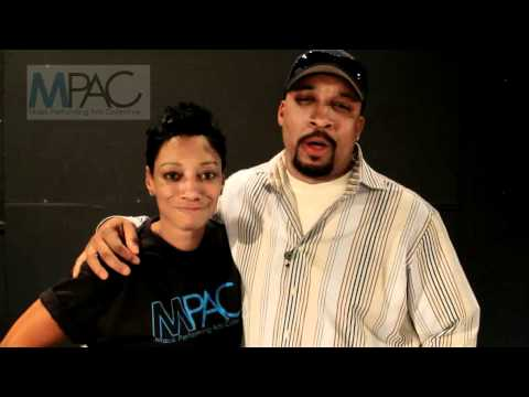 Nephew Tommy (Thomas Miles) Speaks on MPAC Comedy Workshop