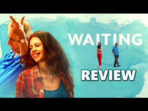 Waiting Movie (2016) | Naseeruddin Shah, Kalki Koechlin | Live Movie Review