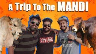 A Trip To The Mandi | Bekaar Films | Comedy Skit