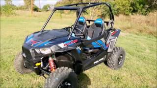8. 2017 RZR S 1000 EPS Walk Around