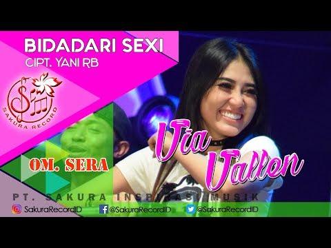 Video Via Vallen - Bidadari Sexi - OM.SERA (Official Music Video) download in MP3, 3GP, MP4, WEBM, AVI, FLV January 2017