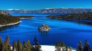 Lake Tahoe (NV) United States  city images : Lake Tahoe / a large freshwater lake / Sierra Nevada / United States