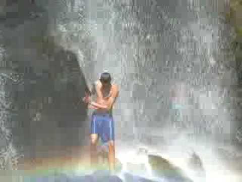 Cachoeira do Didi - Córrego Pedra Dourada - Luisburgo - MG