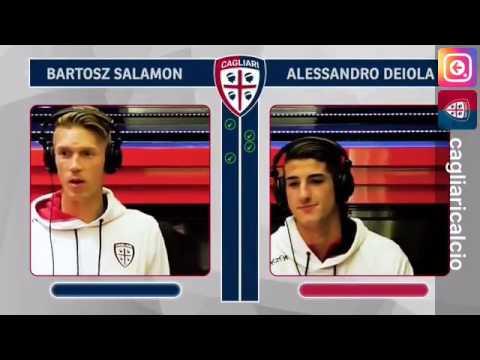 Salamon e Deiola, nuovi campioni di… Sarabanda!