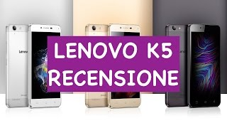 Video: Lenovo K5: Unboxing e Recensione ...
