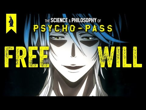 The Science and Philosophy of Psycho-Pass – Wisecrack Edition