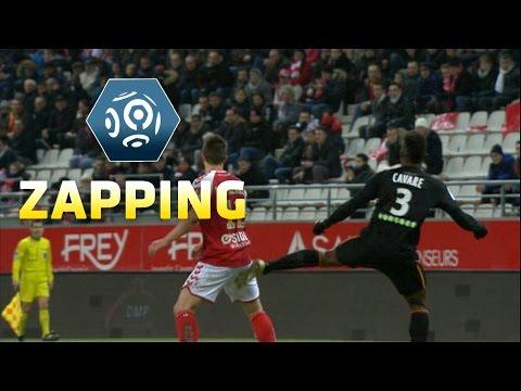 La - Revivez tout ce qu'il ne fallait pas manquer de la 22ème journée de Ligue 1 en vidéo : buts incroyables, gestes techniques, humour, images insolites ... Ligue 1 - Saison 2014/2015 - 22ème...