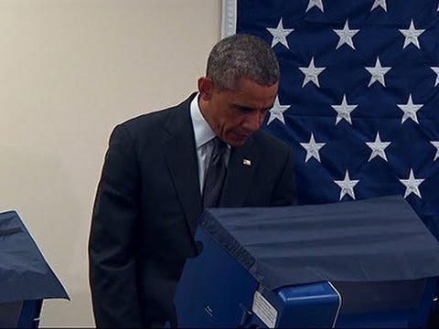 chicago - President Barack Obama's vote is in for the 2014 midterm elections. Obama cast his ballot early Monday at a community center near his family's home on Chicago's South Side. The president has...