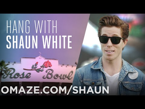 Shaun White Invites You to Hang with Him at Air + Style LA (видео)