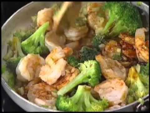 Hoy cocino por Ti - Camarones al grill - Patty Ray