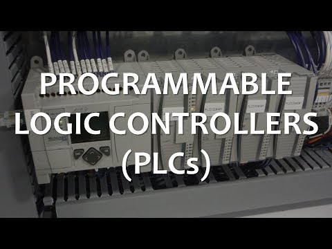 Introduction to Programmable Logic Controllers (PLCs) (Full Lecture)