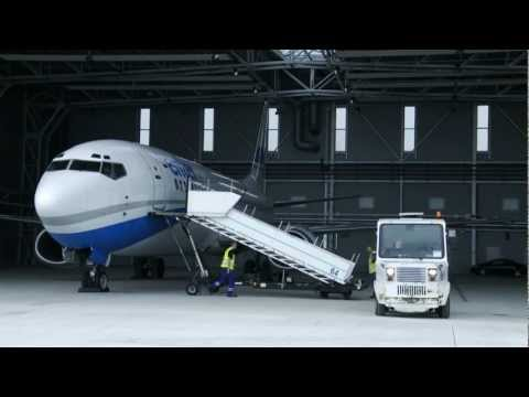 LineTech aircraft maintenance (powered by SHOWDANCE)