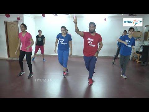 Zumba Dance Basic Steps for beginners