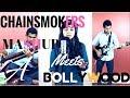 Download Video Chainsmokers Bollywood Mashup -  Closer cover meets Pani da Rang - by Gana and Amritha//Music