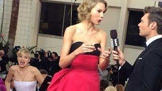 Jennifer Lawrence Broma a Taylor Swift y BESA a Nicholas Hoult!