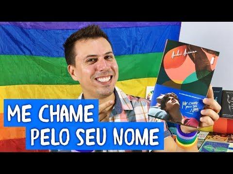 Eu Leio LGBT | Me Chame Pelo Seu Nome