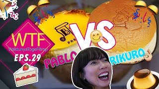 Video WTF#29 RIKURO VS PABLO, ENAK MANA??? MP3, 3GP, MP4, WEBM, AVI, FLV Desember 2017