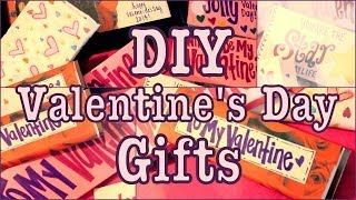 DIY Valentine's Day Gift Ideas! Fast, Easy&Last Minute
