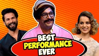 Nonton Rajesh Arora's Best Performance Ever with Shahid Kapoor and Kangana Ranaut | The Kapil Sharma Show Film Subtitle Indonesia Streaming Movie Download