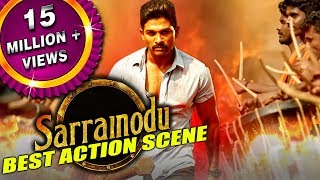 Nonton Sarrainodu New Best Action Scene | South Indian Hindi Dubbed Best Action Scenes Film Subtitle Indonesia Streaming Movie Download