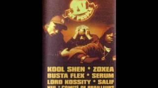 Zoxea - J'remercie ( IV My People (1999) )