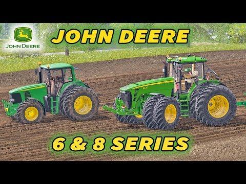 John Deere 8030 Series Official Final